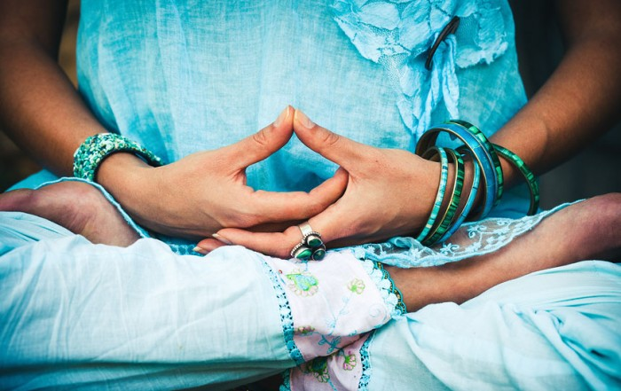 Dhyana Mudra: Mantras and Mudras