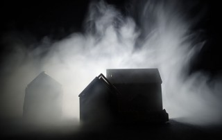 Haunted House: House Healing for Ghost Hunters