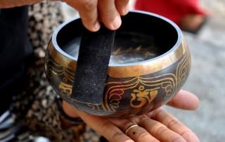 Singing Bowl: Vibrational Healing